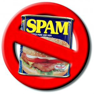 No Spam Logo